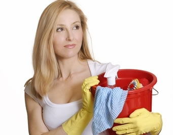 Dedicated domestic cleaner from Warwick Cleaners